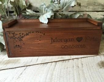 Wine Box, Love Birds, Wedding Wine Box, Wine Box Ceremony, Wedding Gift, Retirement Gift, Anniversary Gift