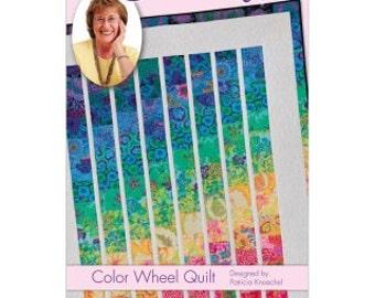 Quilt Pattern, Color Wheel Quilt: Eleanor Burns Signature Pattern