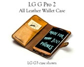 LG G Pro 2 Leather Wallet...
