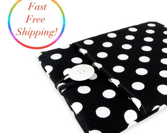 Polka Dot iPad Case, iPad Pro Case, iPad Air 2 Case, iPad Pro 9.7 Case, iPad Air Case, iPad Air 2 Cover, iPad Pro Cover, iPad Air 2 Cover