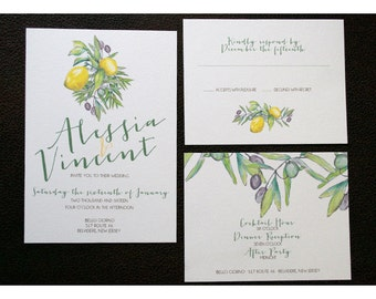 Italian wedding Etsy