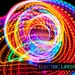 Same Day Shipping - Strobing LED Hoop - The Fusion