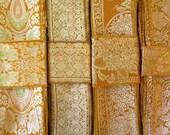 Silk Sari borders, Sari Trim SR490