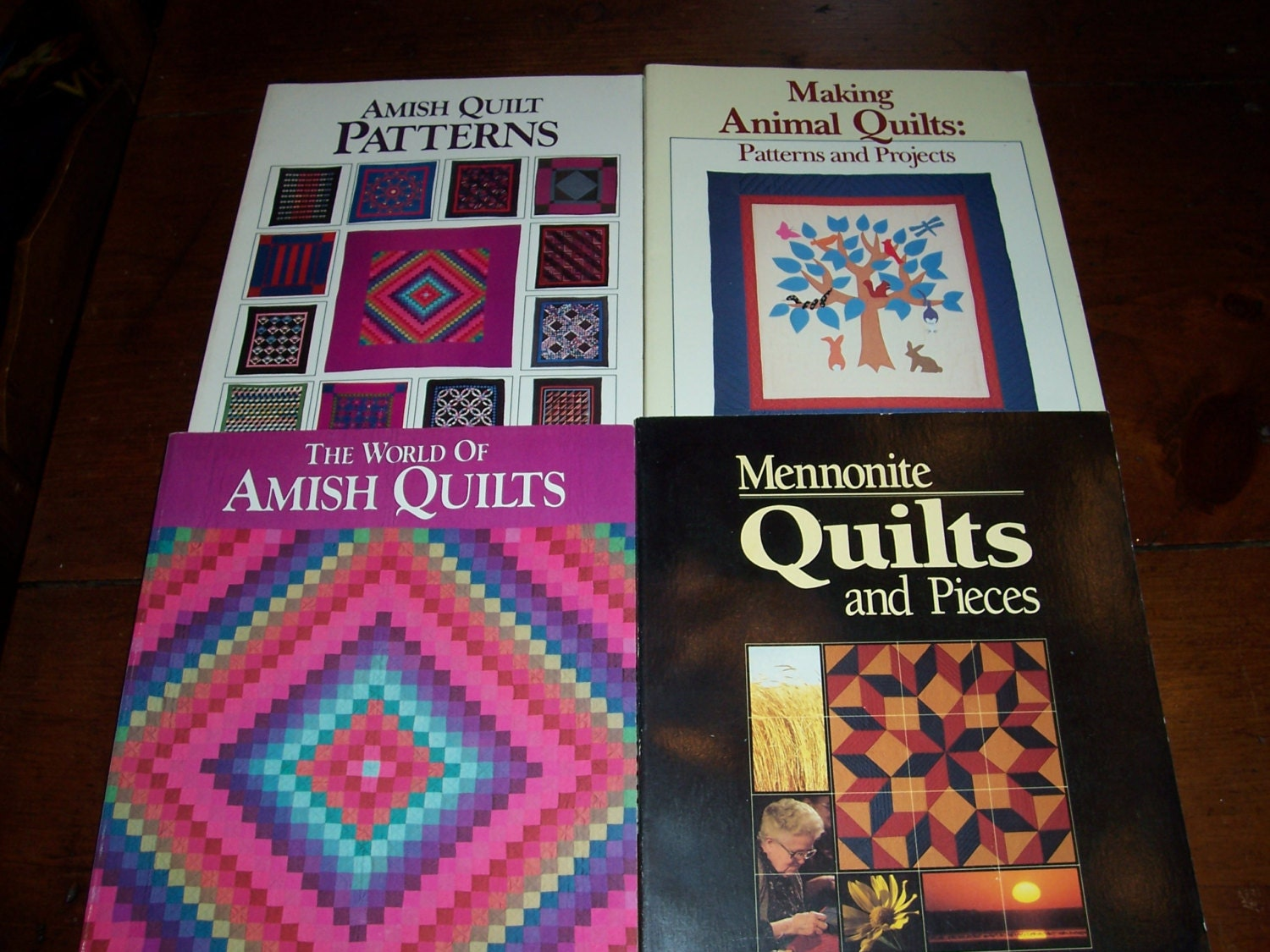 Book Cover Handmade Quilts : Quilting books the world of amish quilts mennonite