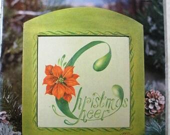Tole World Magazine Vintage Christmas Tole Painting Seasonal Pattern Book