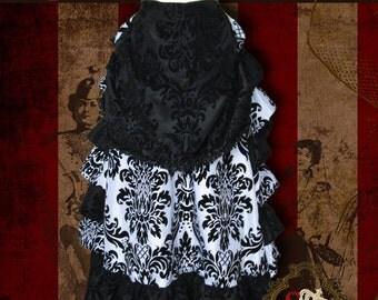 Aethership Bustle Skirt Steampunk
