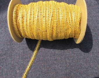 Gold Loop Trim - 53 yards