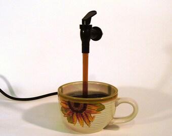 Sunflower Coffee Cup Fountain