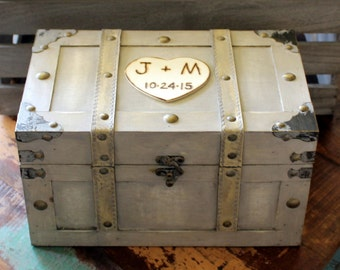 Keepsake Box Memory Box Chest Trunk MEDIUM