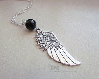 PRE-ORDER: One Winged Angel – Final Fantasy VII Inspired Necklace
