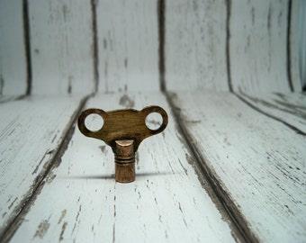 Vintage Clock Key