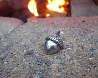 Acorn Lapel Pin - CC292
