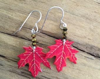 Small Maple Leaf Image