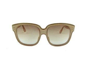 EMMANUELLE KHANH Paris 8080 45 Overised Vintage Sunglasses