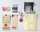 Curated Pack of Vintage Ephemera