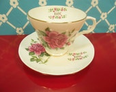 June Tea Cup Crown Trent  Staffordshire England
