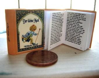 Little Muck Miniature book 1/12