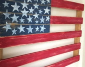 American Flag - Rustic Home Decor