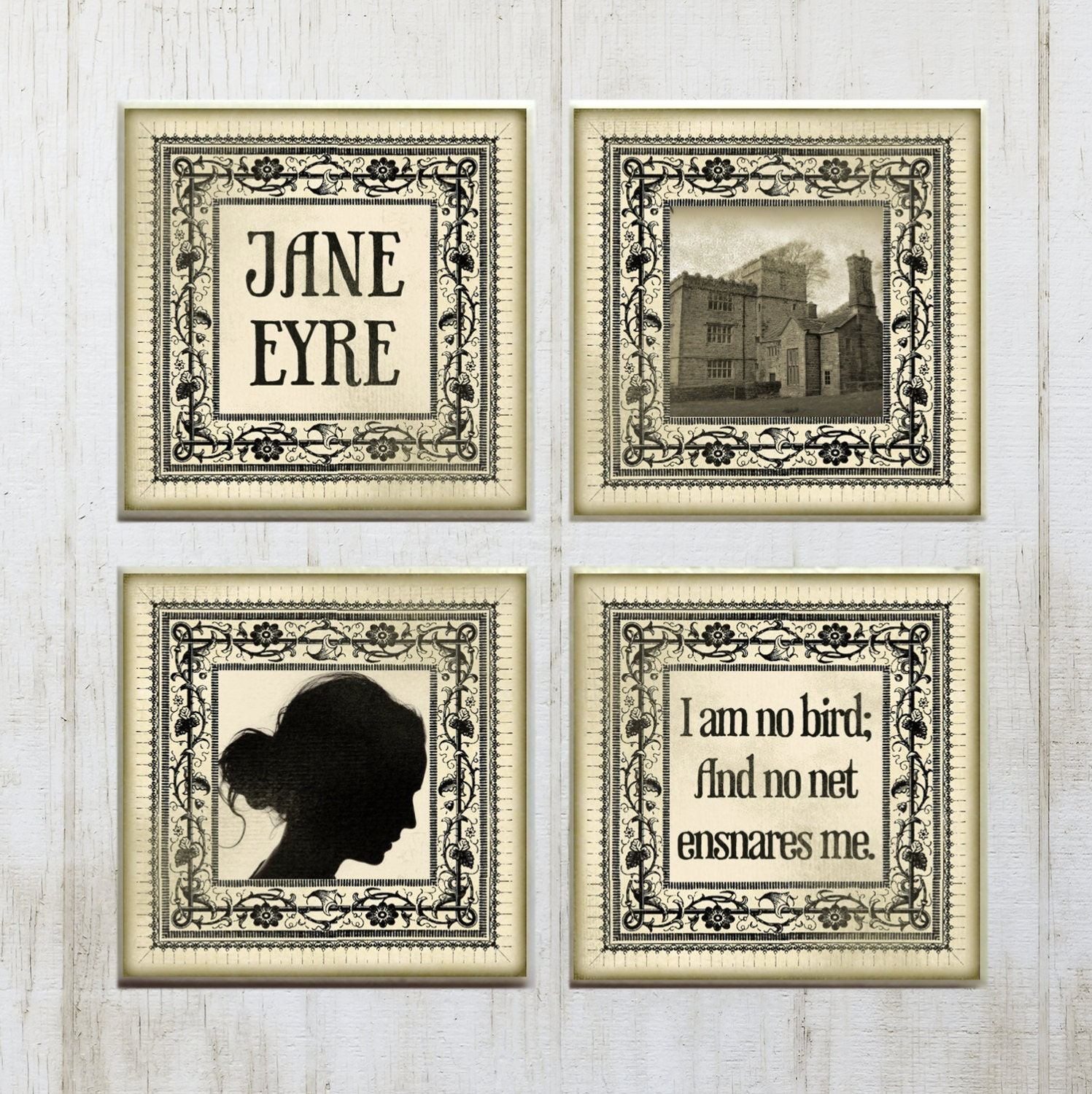 jane eyre thesis setting