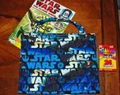 Star Wars Crayon and Coloring Book Activity Tote