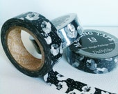 1 roll of washi tape, Anemone