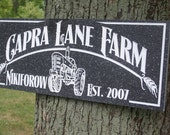Family Farm Sign Personalized Name Sign Custom Wedding Sign Custom Wood Sign Rustic Family Established Sign Last Name Sign Acrylic HF