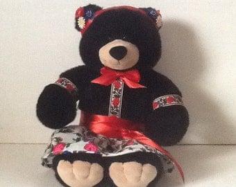Ukrainian Black Bear from the Poltava Region