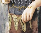 Handmade Silk Handbag w/ Silver Filigree -- Aintab -- Belle Armoire feature