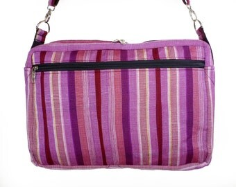 Kente Laptop Bag - African Computer Bag - Ghanaian Fashion