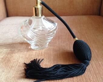 Gorgeous Vintage French Parfume Bottle
