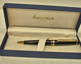 Vintage Waterman Pairs Pen in Original Box Mint in Case New old Stock Lot no. 5