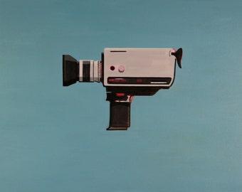 Vintage Cosina Super-8 Camera