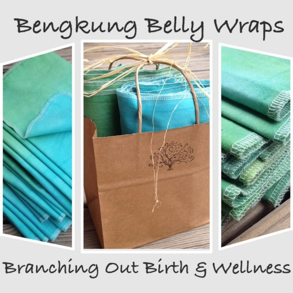 Bengkung Belly Binding Wrap By BranchingOutWellness On Etsy
