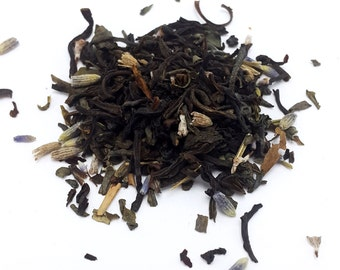 Afternoon Reverie Tea - Loose Leaf Tea - Black Tea - Premium Loose Leaf Tea -Indian Tea - Floral Tea - Premium Tea - Afternoon Tea
