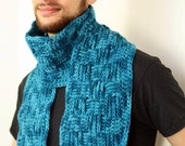 Surf - Super Soft Chunky Merino Wool Scarf
