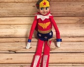 ON SALE--Wonder Super Hero Outfit--Prop
