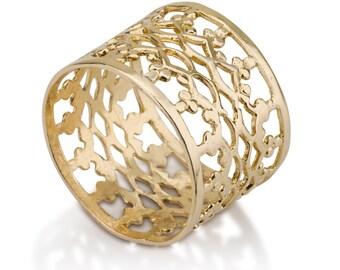 Royal Lace Ring