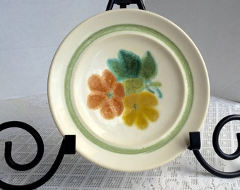 Vintage Franciscan Ware Floral Earthenware Bread and Butter Plate