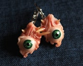 Scary Horror Earrings.