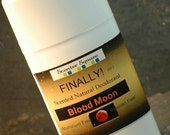 Finally! A Natural Deodorant that actually works -  Blood Moon Scent-New V17