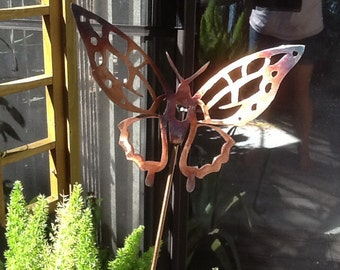 NEW-Medium Lacewing Butterfly / Garden Pic