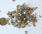 New! Metallic Micro-Confetti - Silver & Gold