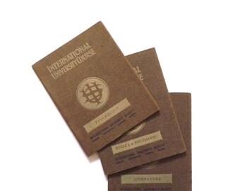 Vintage Books International University Course Guides