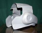 Star Wars A-wing and Desert Infantry helmet