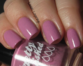 A Cashmere Rose By Any Other Name Creme Nail Polish