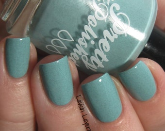 My Sage Advice Creme Nail Polish