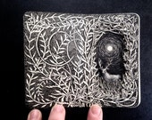 In the Woods, Mini Altered Book