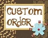 Custom order. Ludwig