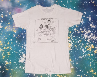 THE WHO By Numbers Men's T-Shirt Size L