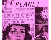 FEAR of a FEMALE PLANET: Feminist and/or Female-Fronted Bands of the Underground Music Scene From Then to Now